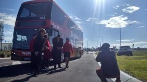 Fotós a busz másik oldalán is